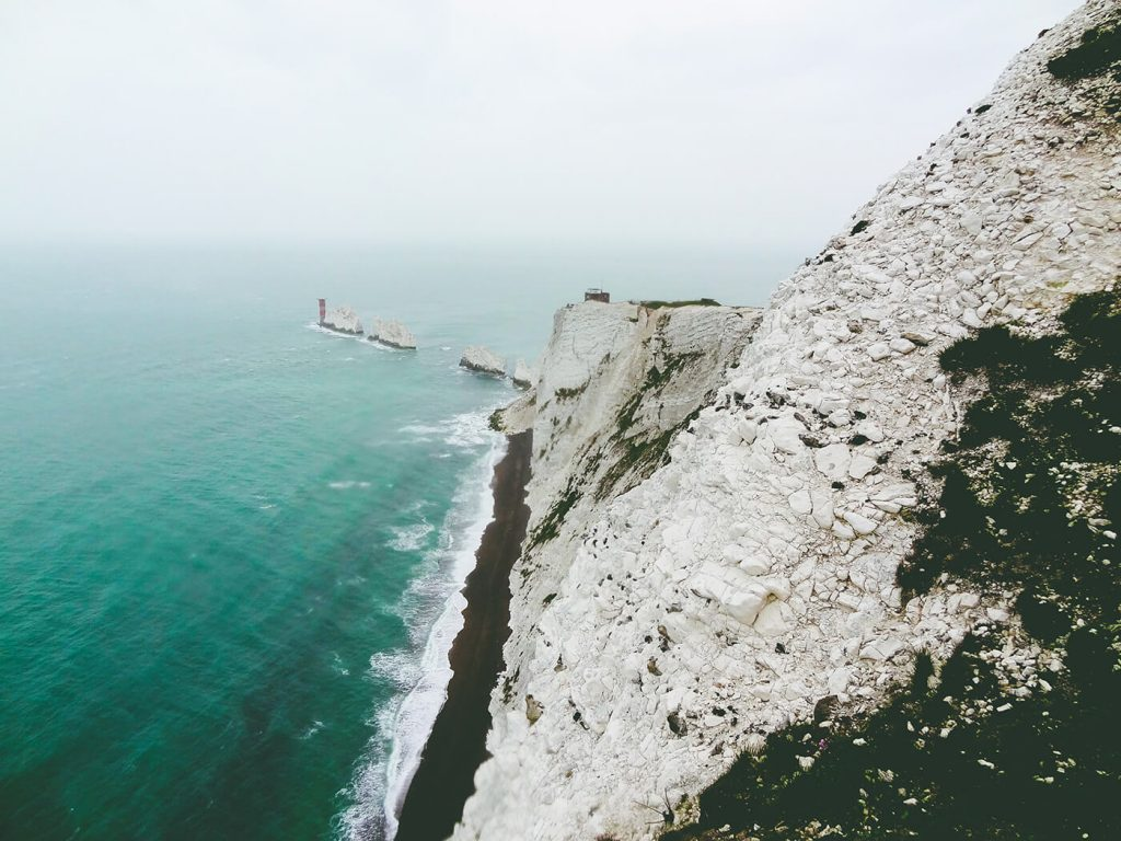 10-The Needles, the Isle of Wight